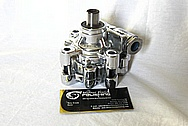 2010 Dodge Challenger Hemi 6.1L Power Steering Pump AFTER Chrome-Like Metal Polishing and Buffing Services