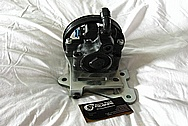 1950 Mercury Lead Sled Steel Power Steering Pump BEFORE Chrome-Like Metal Polishing and Buffing Services / Restoration Services