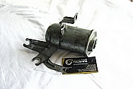 1993-1998 Toyota Supra 2JZ-GTE Aluminum Power Steering Reservoir BEFORE Chrome-Like Metal Polishing and Buffing Services