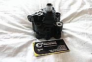 2010 Dodge Challenger Hemi 6.1L Power Steering Pump BEFORE Chrome-Like Metal Polishing and Buffing Services
