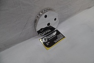 Aluminum Pulley AFTER Chrome-Like Metal Polishing and Buffing Services / Restoration Services