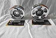 Steel Pulley AFTER Chrome-Like Metal Polishing and Buffing Services / Restoration Services