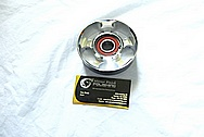 Steel Pulley AFTER Chrome-Like Metal Polishing and Buffing Services
