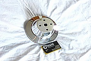 Engine Pulleys AFTER Chrome-Like Metal Polishing and Buffing Services / Restoration Services