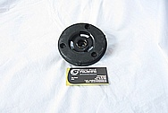 AC Compressor Steel Pulley BEFORE Chrome-Like Metal Polishing and Buffing Services