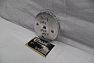 Aluminum Pulley BEFORE Chrome-Like Metal Polishing and Buffing Services / Restoration Services