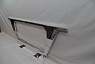 Aluminium Core Supp0rt / Radiator Support Piece AFTER Chrome-Like Metal Polishing and Buffing Services / Restoration Services
