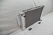 Aluminium Radiator Casing AFTER Chrome-Like Metal Polishing and Buffing Services / Restoration Services - Aluminum Polishing