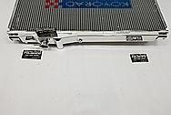 Toyota Supra 2JZ-GTE Koyo Aluminum Radiator AFTER Chrome-Like Metal Polishing and Buffing Services / Restoration Services - Aluminum Polishing