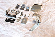 RC (Radio Controlled) Boat Parts AFTER Chrome-Like Metal Polishing and Buffing Services