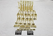 Brass High Quality Shavers AFTER Chrome-Like Metal Polishing and Buffing Services - Brass Polishing