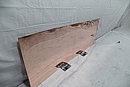 Copper Sheet Metal AFTER Chrome-Like Metal Polishing and Buffing Services / Restoration Services