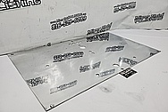 Aluminum Sheet AFTER Chrome-Like Metal Polishing and Buffing Services - Aluminum Polishing Services