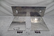 Aluminum 6061 Sheet BEFORE Chrome-Like Metal Polishing and Buffing Services - Aluminum Polishing