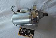 Aluminum Starter BEFORE Chrome-Like Metal Polishing and Buffing Services / Restoration Services