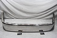 Stainless Steel Porsche Targa Top Bar AFTER Chrome-Like Metal Polishing and Buffing Services / Restoration Services