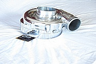 Ford Mustang V8 Aluminum Supercharger / Blower AFTER Chrome-Like Metal Polishing and Buffing Services
