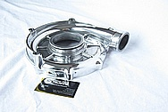 Scion TC Aluminum TRD Supercharger AFTER Chrome-Like Metal Polishing and Buffing Services