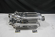 Magnuson Aluminum Supercharger / Blower / Intake Manifold / Brackets / Fuel Rails AFTER Chrome-Like Metal Polishing and Buffing Services / Restoration Services