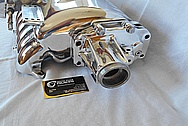 Toyota TRD Aluminum Supercharger / Blower AFTER Chrome-Like Metal Polishing and Buffing Services / Restoration Services
