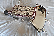 VMP Performance Aluminum Supercharger AFTER Chrome-Like Metal Polishing and Buffing Services / Restoration Services