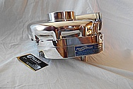 ProchargerD1SC Aluminum Supercharger AFTER Chrome-Like Metal Polishing and Buffing Services