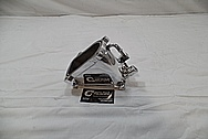 Ford Mustang GT500 Aluminum Supercharger Plenum AFTER Chrome-Like Metal Polishing and Buffing Services