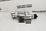 Aluminum Supercharger Casing AFTER Chrome-Like Metal Polishing and Buffing Services / Restoration Services
