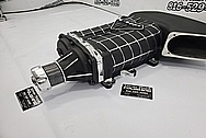 VMP Aluminum Supercharger AFTER Chrome-Like Metal Polishing and Buffing Services / Restoration Services - Aluminum Polishing