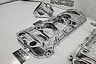 B&M Centriforce Aluminum Supercharger BEFORE Chrome-Like Metal Polishing - Aluminum Polishing - Supercharger Polishing