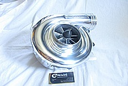 Ford Mustang V8 Aluminum F1A Supercharger AFTER Chrome-Like Metal Polishing and Buffing Services