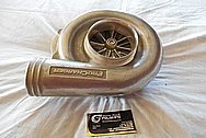 ProchargerD1SC Aluminum Supercharger BEFORE Chrome-Like Metal Polishing and Buffing Services