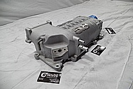 Ford Mustang GT500 Aluminum Supercharger BEFORE Chrome-Like Metal Polishing and Buffing Services
