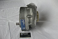 Ford Mustang V8 Aluminum Supercharger / Blower BEFORE Chrome-Like Metal Polishing and Buffing Services