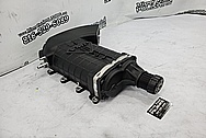 VMP Aluminum Supercharger BEFORE Chrome-Like Metal Polishing and Buffing Services / Restoration Services - Aluminum Polishing