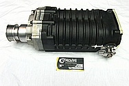 1994 - 2005 Mazda Miata Eaton Aluminum Supercharger / Blower BEFORE Chrome-Like Metal Polishing and Buffing Services