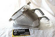 2013 Ford Shelby GT500 VMP 2.3L TVS Aluminum Supercharger / Blower Elbow Piece BEFORE Chrome-Like Metal Polishing and Buffing Services / Resoration Services