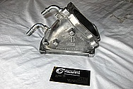 2010 Ford Shelby GT500 Aluminum Supercharger / Blower BEFORE Chrome-Like Metal Polishing and Buffing Services / Resoration Services