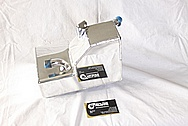 Ford GT500 Aluminum Reservoir Tank(s) AFTER Chrome-Like Metal Polishing and Buffing Services / Resoration Services
