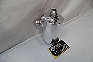 Aluminum Expansion Tank AFTER Chrome-Like Metal Polishing and Buffing Services / Restoration Services
