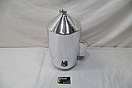 Aluminum Tank AFTER Chrome-Like Metal Polishing and Buffing Services / Restoration Services