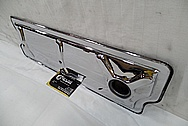 1965 Cadillac Aluminum Tank Reservoir AFTER Chrome-Like Metal Polishing and Buffing Services / Restoration Services
