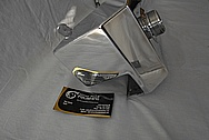 Ford Shelby GT500 Aluminum Tank AFTER Chrome-Like Metal Polishing and Buffing Services - Aluminum Polishing