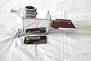 Ford Mustang V8 Aluminum Canton Tank AFTER Chrome-Like Metal Polishing and Buffing Services