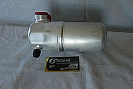 Aluminum Expansion Tank BEFORE Chrome-Like Metal Polishing and Buffing Services / Restoration Services