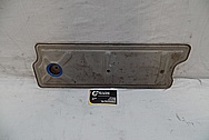 1965 Cadillac Aluminum Tank Reservoir BEFORE Chrome-Like Metal Polishing and Buffing Services / Restoration Services