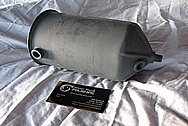1957 Chevy Truck Engine Cast Iron Tank BEFORE Chrome-Like Metal Polishing and Buffing Services / Restoration Services