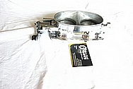 2003 - 2006 Dodge Viper V10 Aluminum Throttle Body AFTER Chrome-Like Metal Polishing and Buffing Services