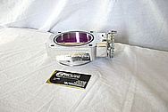 1993 - 1998 Toyota Supra 2JZ - GTE RMR Racing Aluminum Throttle Body AFTER Chrome-Like Metal Polishing and Buffing Services