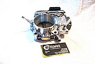 Aluminum Throttle Body AFTER Chrome-Like Metal Polishing and Buffing Services